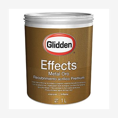 Effects Metal Oro