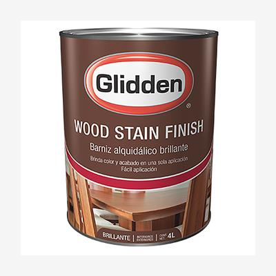 Wood Stain Finish